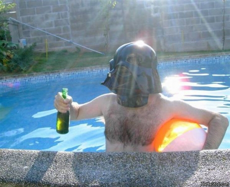 Vader on Vacation