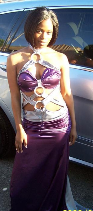 Babylon 5 Prom Dress