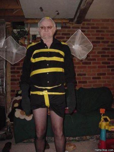Grandpa Bumble Bee