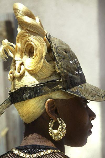 Ghetto Goldie Weave