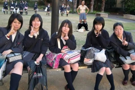 School Girl Perverts