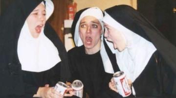 Buzzed Nuns