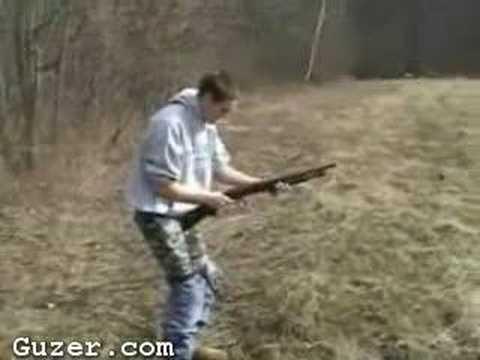 shotgun kickback nuts