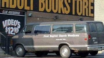 Perv Church Van