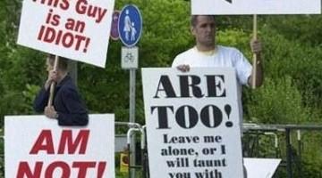 Sign Wars