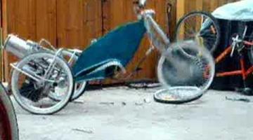 Trike hydrolics