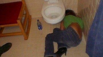 Toilet Liquer