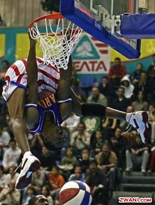 Globetrotter Dunk