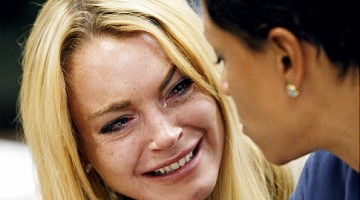 Lindsay Lohan Released From Jail But Ordered To Spend 90 Days In Rehab