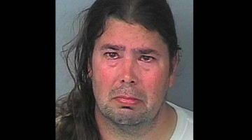Man Kills Imaginary Friend, Turns Self In, Takes World's Saddest Mug Shot