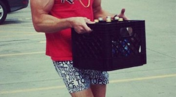 19 Buff People Who Couldn't Care Less About Leg Day