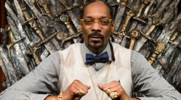 Here's Which 'Game Of Thrones' Character Snoop Dogg Would Smoke Weed With
