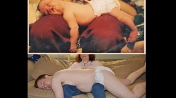 27 Funny Family Photo Retakes Guaranteed To Make You Laugh
