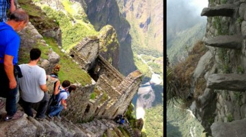 16 Extreme Hiking Trails For The Dangerously Inclined