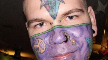 30 of The Most Regrettable Face Tattoos That You Will Ever See