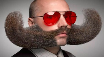 23 Outrageous Facial Hair Do's That Will Make You Laugh