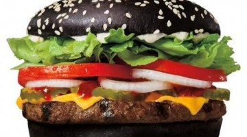 After These People Ate Burger King's Halloween Black Whopper They Got A Green Surprise