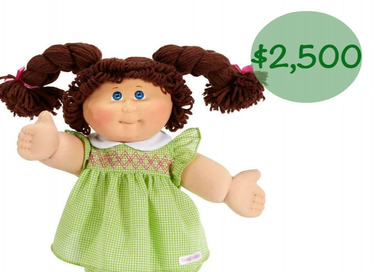 Amazoncom: 2004 - 2011 Cabbage Patch Kids Doll