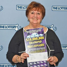 Constance Carpenito lottery winner