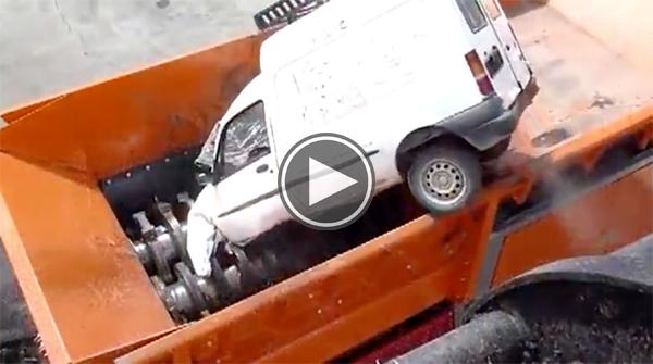 Machine Truck