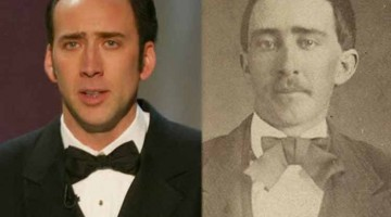10 Celebrities Who Have Historical Lookalikes You Must See