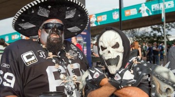 Mayor Eric Garcetti Fear L.A. Raiders Crime Wave If  Raiders Comes To Town
