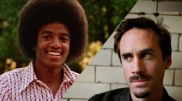 White Actor Hired to Play Michael Jackson