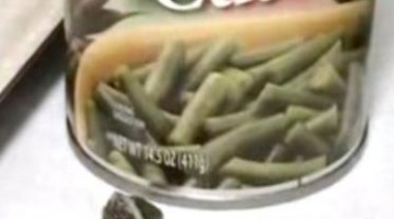 Snake Head Found In A Can Of Fancy Green Beans